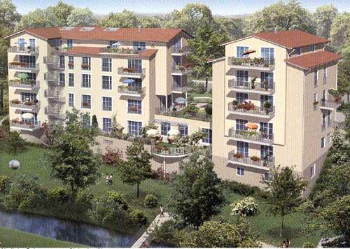 купить многоквартирный дом в германии