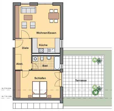 Купить квартиру на юге германии коттеджи в хорватии