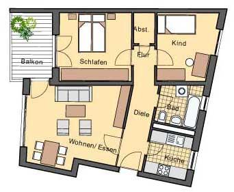 Квартиры за границей, Германия