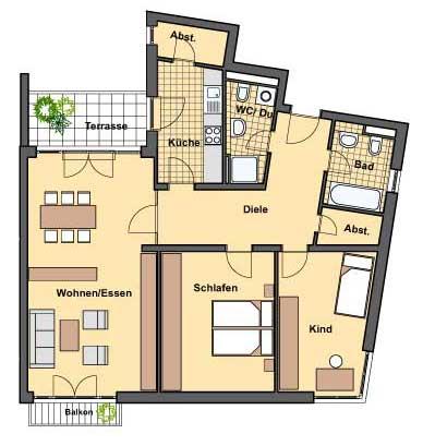 Квартира за рубежом от застройщика. Германия, Мюнхен
