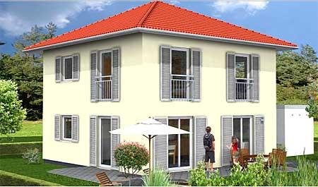 Новый дом Агсбург (Augsburg-Göggingen) + 480 m² участок
