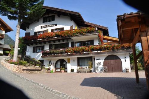 Купить гостиницу в Германии, Бавария - продажа мини отеля в куротном месте в Германии  - Рупольдинг, Верхняя Бавария