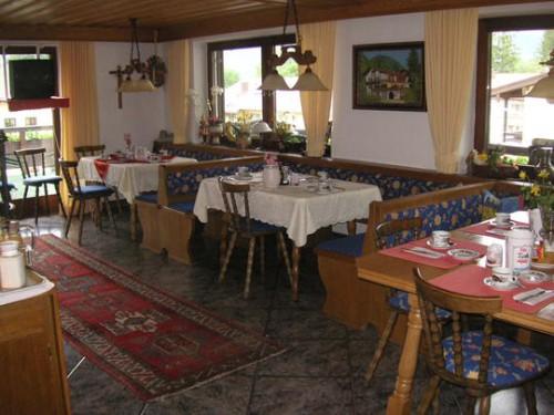 Зал для обедов и завтраков