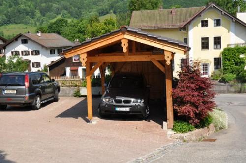 Место для парковки автомобилей