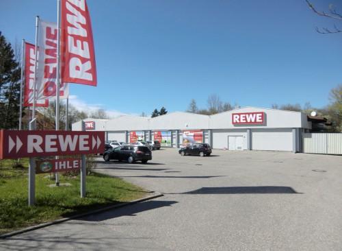 купить супермаркт в германии, купить торговый центр в германии