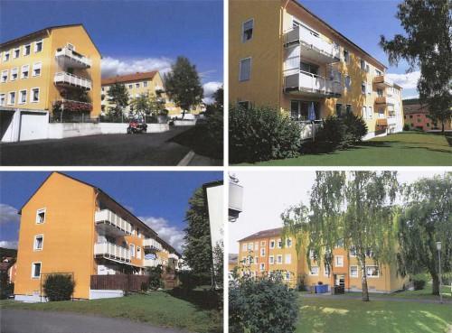 Продаётся ухоженный и полностью отремонтированный и модернизированный жилой комплекс. Германия, Бавария