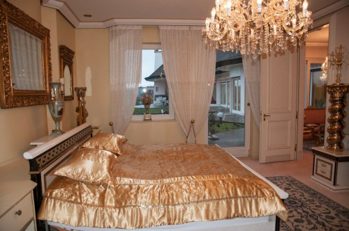 Спальные покои, гардеробная комната