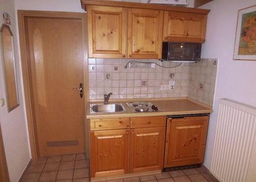 Кухня: кухни в аппартаментах
