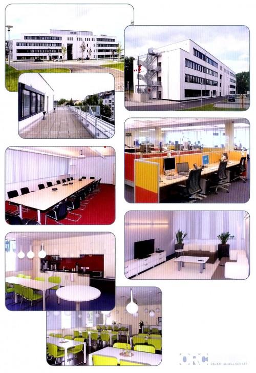 Инвестиции в недаижимость, коммерческая недвижимость в Германии: Продаётся офисное здание с арендатором
