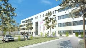 Коммерческая недвижимость в Германии - офисное здание