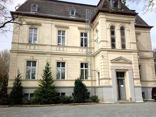 Здание замка