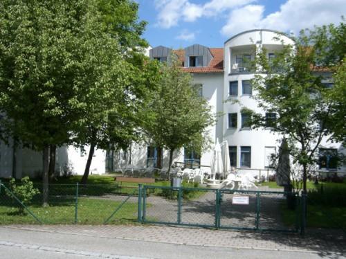 Дом престарелых в Германии, Бавария, недалеко от Мюнхена