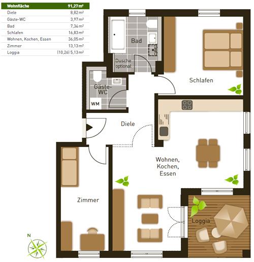 Продажа квартир в Берлине и окрестностях, купить