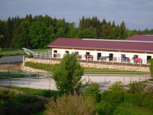 Продаётся небольшой  конно-спортивный комплекс в Германии с особняком