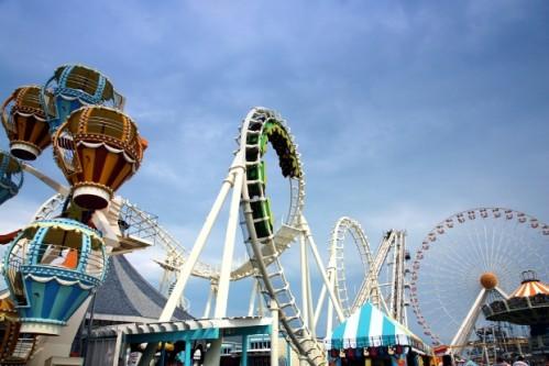 Парк развлечений «Skyline Park»