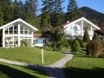 Вилла, дом Бавария, 50 километров от Мюнхена, железнодорожный вокзал в пешей доступности