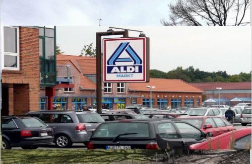 Капиталовложение, инвестиция в недвижимость  - супермаркет в Германии